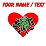 Custom Octopus Heart