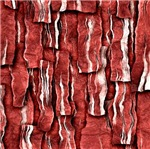 Got Meat? - Overlapping bacon pieces