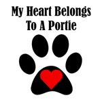 My Heart Belongs To A Portie
