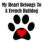 My Heart Belongs To A French Bulldog
