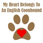 My Heart Belongs To An English Coonhound