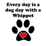 Whippet Dog Day