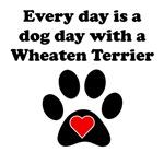 Wheaten Terrier Dog Day
