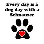 Schnauzer Dog Day