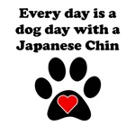 Japanese Chin Dog Day