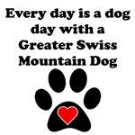 Greater Swiss Mountain Dog Dog Day