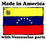 Made In America With Venezuelan Parts