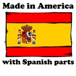 Made In America With Spanish Parts