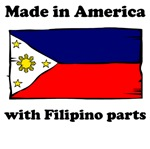 Made In America With Filipino Parts