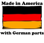 Made In America With German Parts