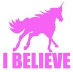 Pink Unicorn I Believe
