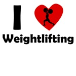 I Heart Weightlifting
