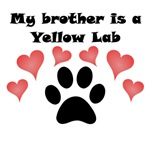 My Brother Is A Yellow Lab