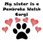 My Sister Is A Pembroke Welsh Corgi