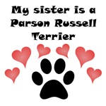 My Sister Is A Parson Russell Terrier