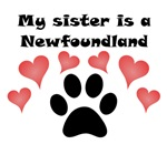 My Sister Is A Newfoundland