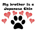 My Brother Is A Japanese Chin