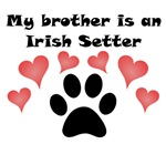 My Brother Is An Irish Setter
