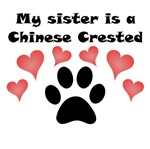 My Sister Is A Chinese Crested