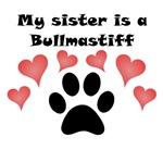 My Sister Is A Bullmastiff