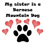 My Sister Is A Bernese Mountain Dog