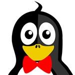 Bowtie Penguin