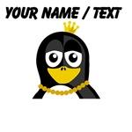 Custom Queen Penguin