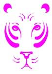 Pink Tiger Face