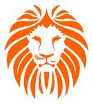 Orange Lion Mane