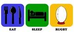 Eat Sleep Rugby