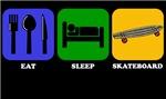 Eat Sleep Skateboard