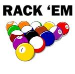 Rack 'Em Eight Ball