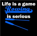 Rowing Is Serious