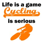Cycling Is Serious