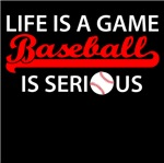 Baseball Is Serious
