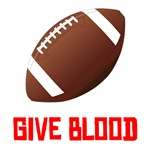 Football Give Blood
