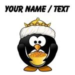 Custom Prince Penguin