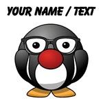 Custom Penguin In Disguise
