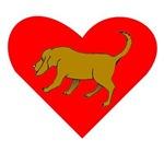Bloodhound Heart