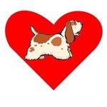 Cocker Spaniel Heart