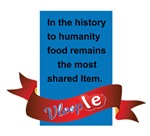 In The History Of Humanity Food Remains The Most S