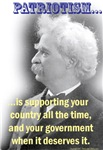 Twain on Patriotism