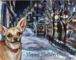 CHRISTMAS pet ARt items!