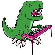 T-Rex Piano