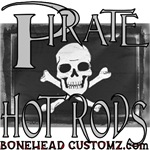 pirate hot rods