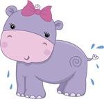 Baby Safari Hippo