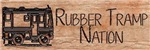 Rubber Tramp Nation Wood
