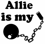 Allie (ball and chain)