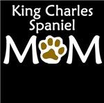 King Charles Spaniel Mom