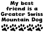 My Best Friend Is A Greater Swiss Mountain Dog